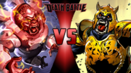 Winston vs. Gorilla Grodd