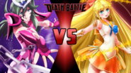 Andromeda Shun vs. Sailor Venus