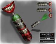 Joker's gas