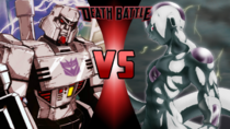 Megatron vs. Frieza