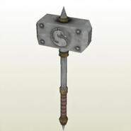 Mortal Kombat - Shao Kahn's Wrath Hammer