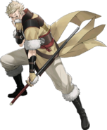 Owain, the Scion of Legend