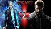 Vergil vs Wesker