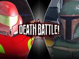 Boba Fett VS Samus Aran (Remastered)