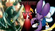 Heracross vs. Bugzzy
