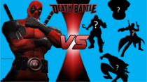 Deadpool vs Some asshole