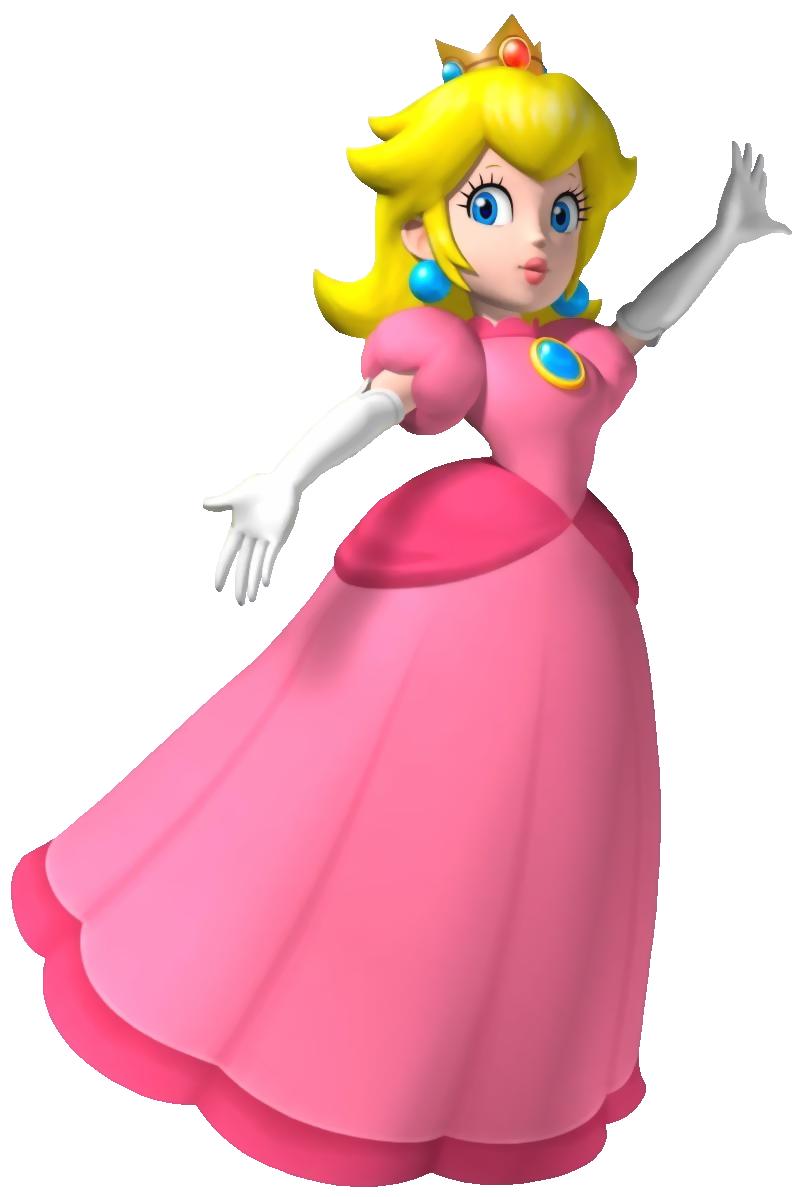 Princess peach sticker mario bro rosie the riviter cell ... |Princess Peach Cell