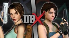 Lara Croft VS Jill Valentine (Official)