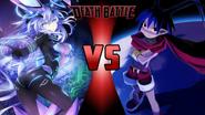 Neptune vs. Overlord Laharl