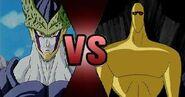 My top 10 death battles cell VS Amazo