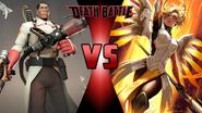 The Medic vs. Mercy