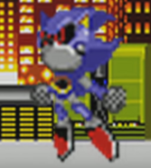Metal Sonic DB sprite