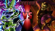 Cell vs. Super-Skrull