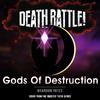 Gods of Destruction Track Cover