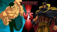 Younger Toguro vs. Raoh
