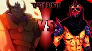 Asgore Dreemurr vs. Rando