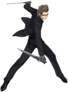 Ignis Scientia, the Adviser of the Lucian King