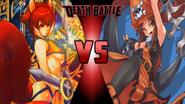 Makoto Nanaya vs. May