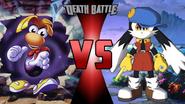 Rayman vs. Klonoa