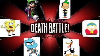 Skyblazeros Favorite Characters Battle Royale