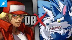 DBX Terry Bogard VS Jon Talbain
