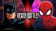 Batman VS Spider-Man