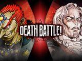 Ganondorf VS Dracula