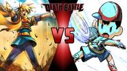 Isaac vs. Ness