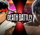 Ryu VS Jin