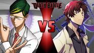Sir Nighteye vs. Sakunosuke Oda