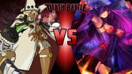 Ramlethal Valentine vs. Nine the Phantom