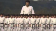 Segata Sanshiro - Segata Sanshiro making an almost endless amount of copies of himself... and still expecting people to play Sega Saturn