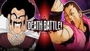 Hercule Satan VS Dan Hibiki Official