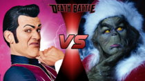 Robbie Rotten vs. The Grinch - Lazy Town vs. How the Grinch Stole Christmas - Death Battle