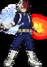 Shoto Todoroki hero profile 2