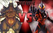 Spacegodzilla vs. Ultraman Belial