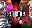Ultron VS Sigma