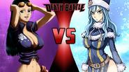 Nico Robin vs. Juvia Lockser