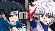 Sasuke VS Killua (DBX)