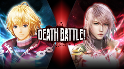 Shulk vs Lightning 5