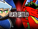 Danny Phantom VS American Dragon Jake Long
