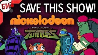 LET'S SAVE RISE OF THE TMNT - SaveRotTMNT