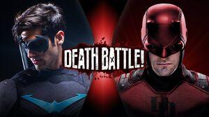 Nightwing VS Daredeviloff