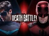 Nightwing VS Daredevil