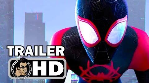 SPIDER-MAN INTO THE SPIDER-VERSE Official Trailer 1 (2018) Marvel Animated Superhero Movie HD