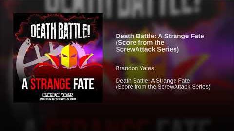 Death Battle A Strange Fate (Score from the ScrewAttack Series)