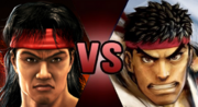 Liu Kang Ryu Fake Thumbnail