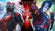 Ant-Man vs. The Atom