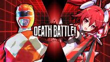 Death Battle Jason Lee Scott vs Souji Mitsuka