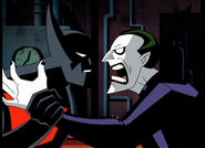 Batman Beyond VS Joker